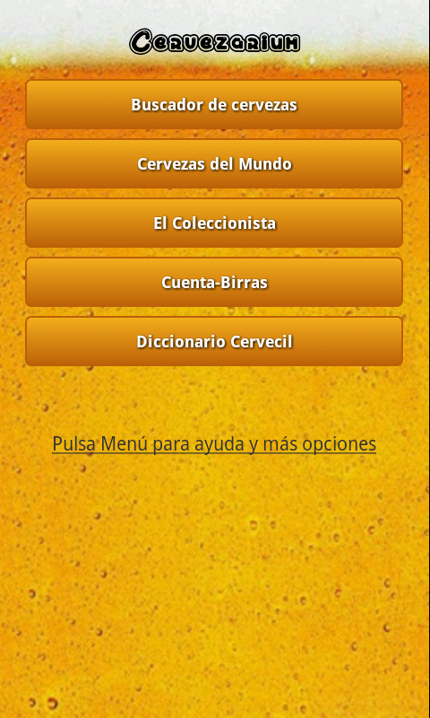 Cervezarium - screenshot