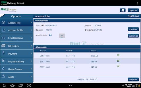 App My Energy Account APK for Windows Phone