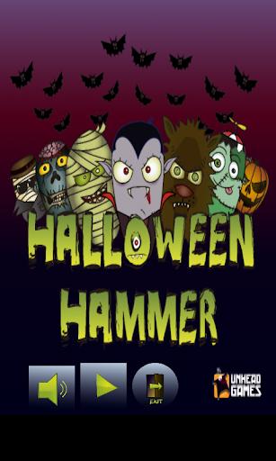 Halloween Hammer