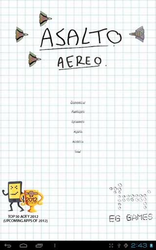 Asalto Aereo