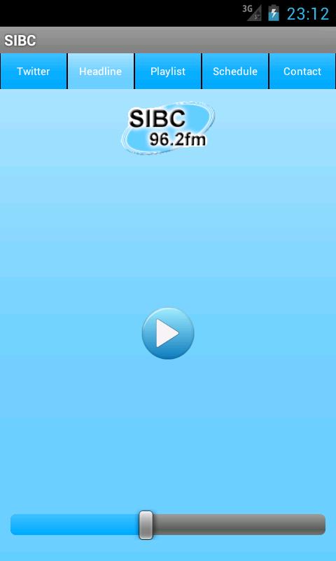 SIBC- screenshot