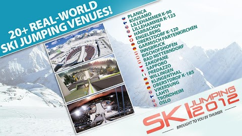 Ski Jumping 12 Screenshot 3