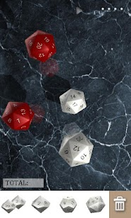 DiceShaker D&D - screenshot thumbnail