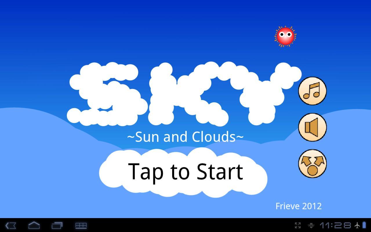 SKY ~Sun and Clouds~- screenshot