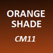 Orange Shade CM11 Theme