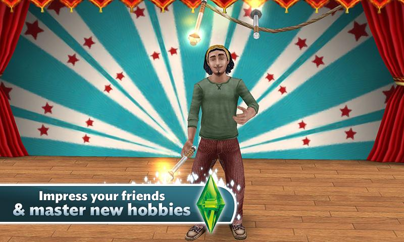 sims free play app android