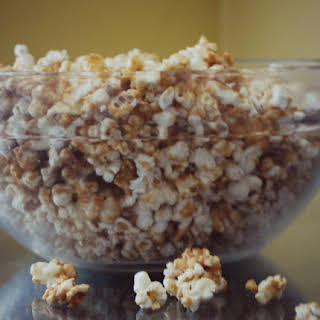 Peanut Butter Popcorn.