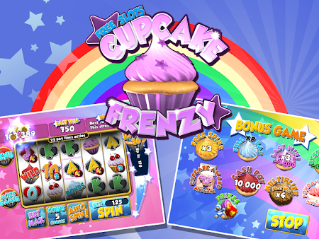 Cupcake Frenzy Slots 1.0.6 screenshot 89665