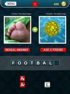 2 Pics 1 Word - phrase guess