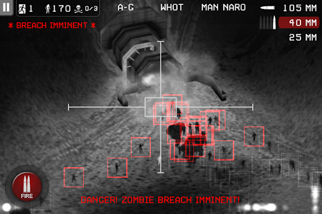 Zombie Gunship Free- screenshot thumbnail