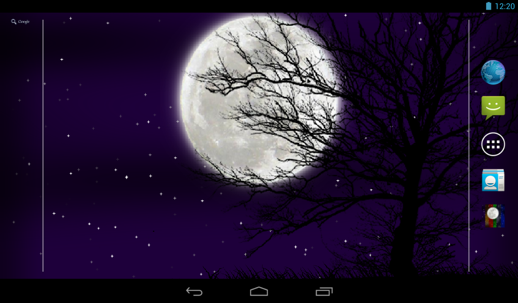 Night Sky HD (Free) - screenshot