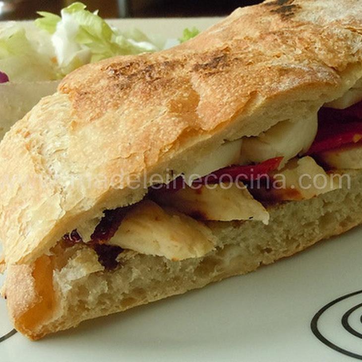 Mediterranean Sandwich Recipe