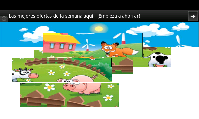 Farm Animal Puzzles- screenshot