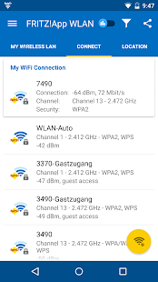 FRITZ!App WLAN- screenshot thumbnail