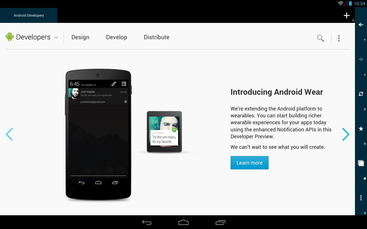 Habit Browser- screenshot