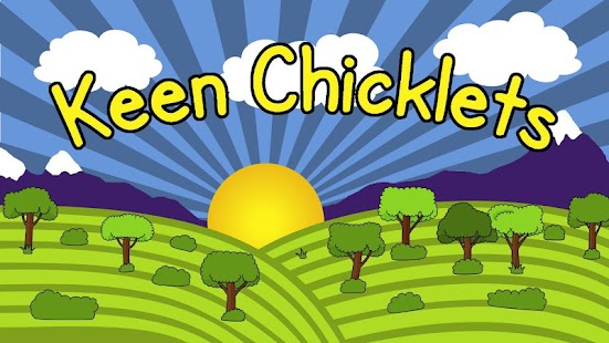 Keen Chicklets Free - náhled