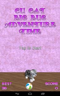Cu Cat Big Bug Adventure Time