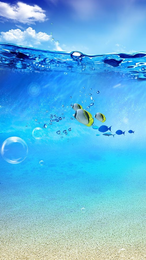 Ocean Live Wallpaper Android Apps On Google Play