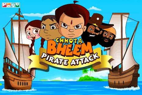 ChhotaBheem Pirate Attack
