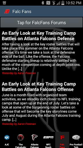 Atlanta Falcons News By JD