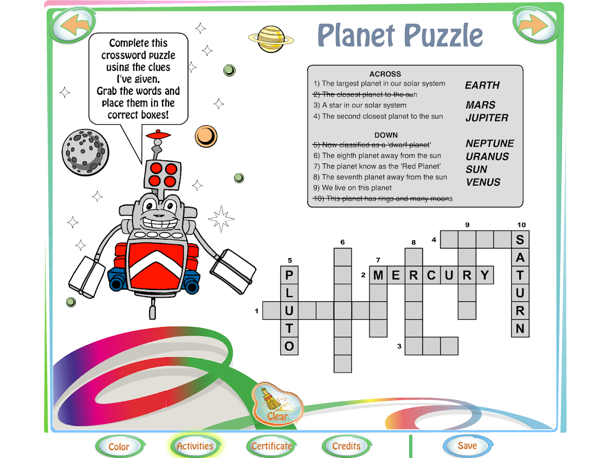 LSP Activity Book- screenshot