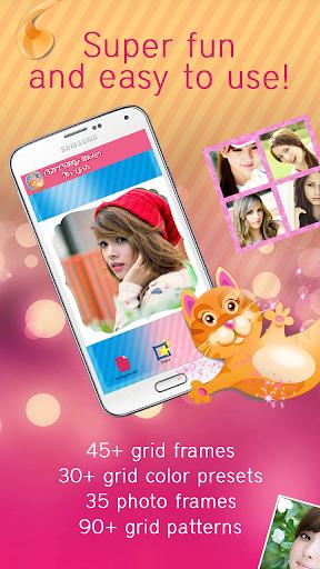 【免費攝影App】Cute Collage Maker for Girls-APP點子
