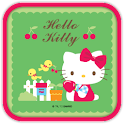 Hello Kitty Little GardenTheme icon