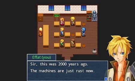 RPG Eve of the Genesis HD Screenshot 2