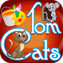 Tom Cats Coloring icon