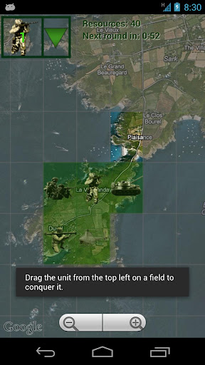 Global Battlefield Alpha