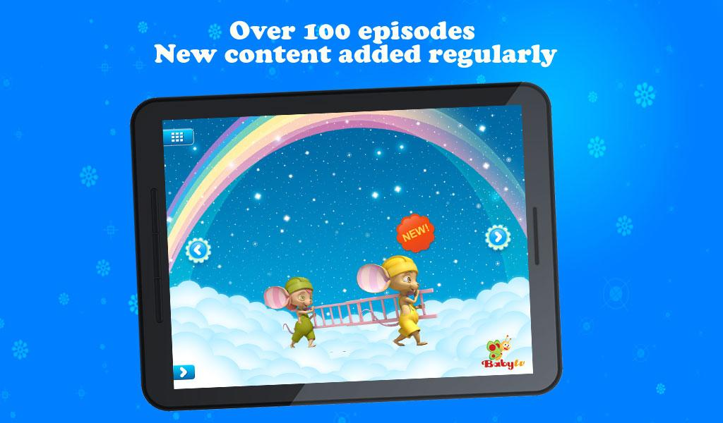 BabyTV Mobile - Android Apps on Google Play