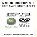 Make Backup Copies Video Games