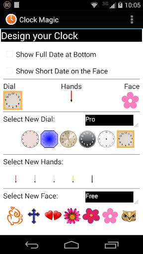 Clock Magic Pro