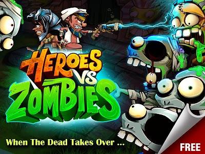Heroes Vs Zombies v1.1