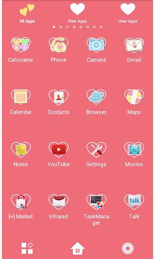 Heart Wallpaper LOVE YOU! 1.1 Windows u7528 2