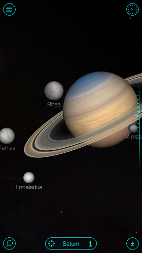 Solar Walk Free - Universe and Planets System 3D 2.4.1.11 screenshots 3