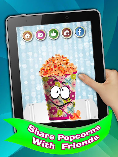 Popcorn Makers - Kids games