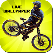 Bike Mayhem Live Wallpaper