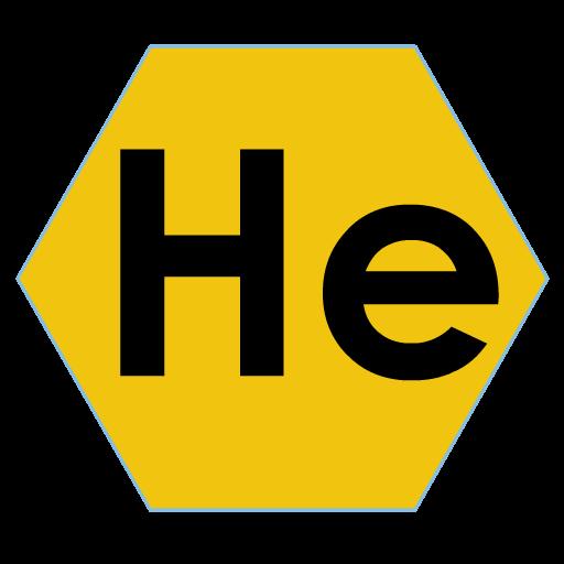 Hexaword LOGO-APP點子