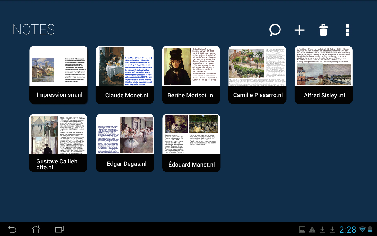 EleEditor – Evernote Editor - screenshot