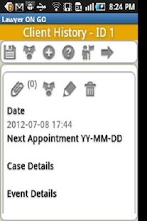Lawyer ON GO - Lite - screenshot thumbnail