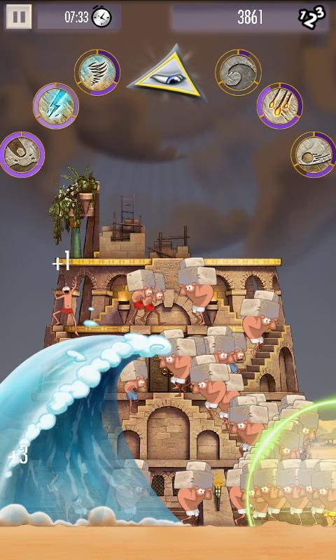 Babel Rising Cataclysm screenshot #6