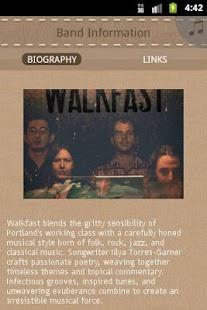Walkfast - screenshot thumbnail