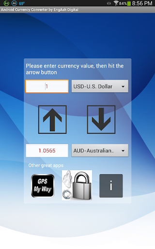 Money Exchange for Android