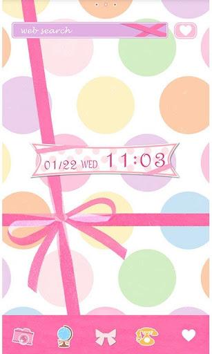 Cute Wallpaper Sweet Present 1.0 Windows u7528 1