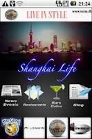 Screenshot of Shanghai Life