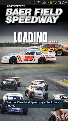 Baerfield Speedway Stock Cars
