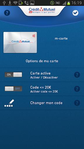 財經必備APP下載 Crédit Mutuel Mobile M-Carte 好玩app不花錢 綠色工廠好玩App