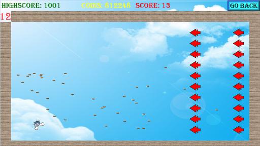 【免費街機App】Fly or Die-APP點子