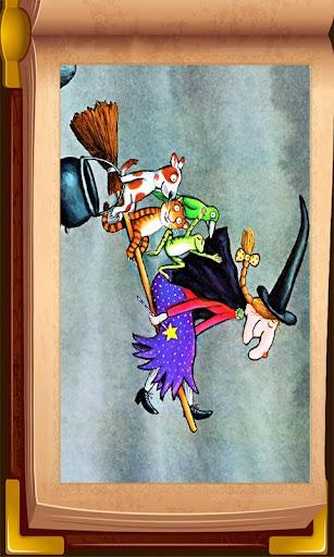 大剧场 女巫扫帚排排坐人 智慧谷 童话故事